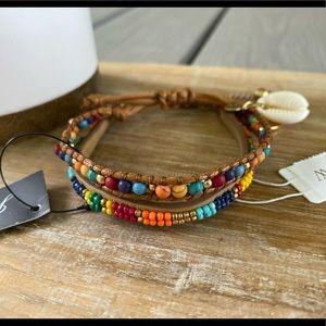 J. Crew Colorful Beaded Bracelet Set! ☀️